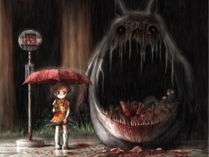 Do Not Feed The Monster