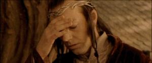 Elrond-Facepalm