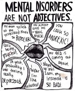 mental illness three