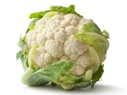 The versatile cauliflower.