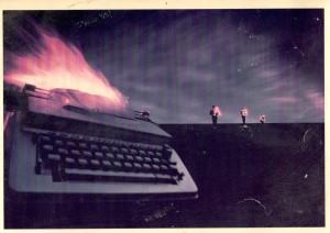 burning words