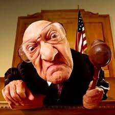 scary judge