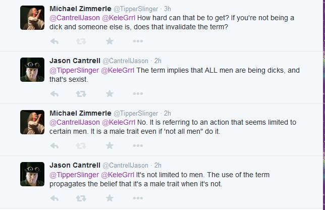 """Yep, it's """"Mot All Men."""""""